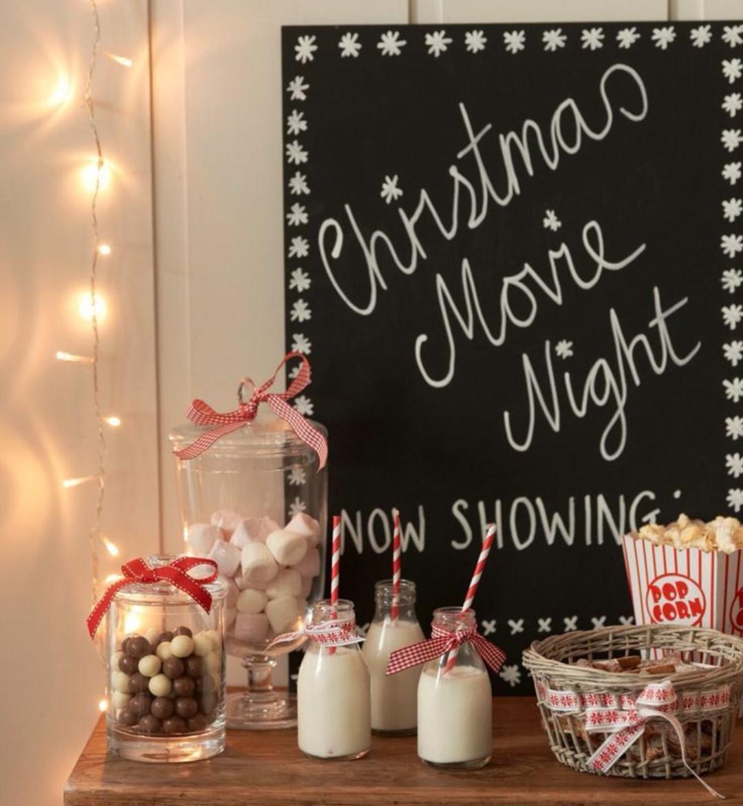 not-so-Christmas Christmas movie list